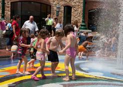 Sample Property 1: Kids at Shopping Center